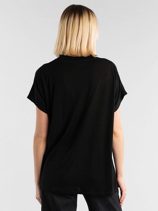 Dedicated T-Shirts Flor [black] jetzt im Onlineshop von zündstoff bestellen