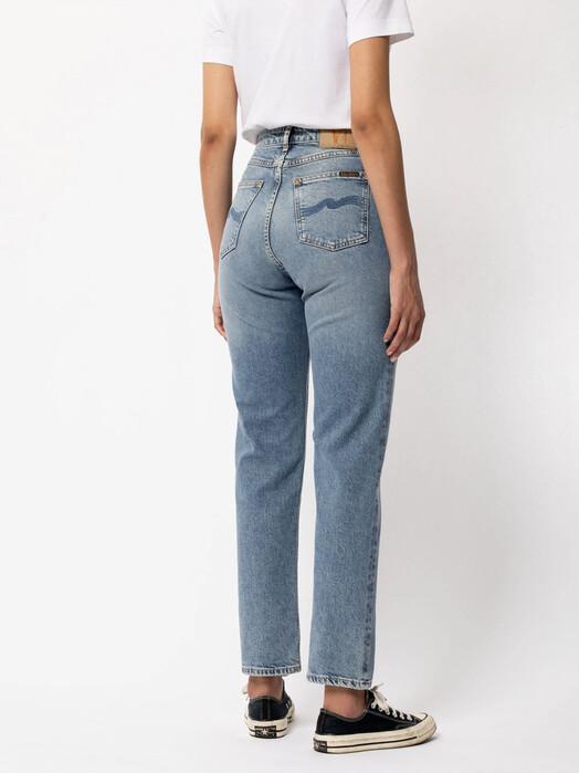 nudie Jeans Jeans Straight Sally [loving twill] jetzt im Onlineshop von zündstoff bestellen