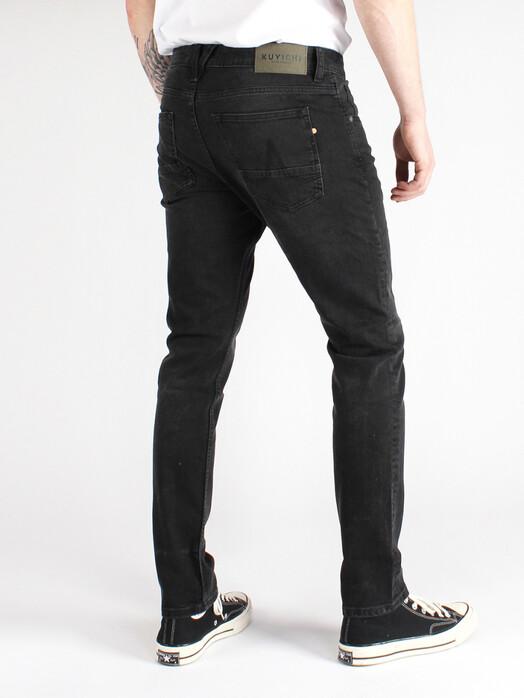 Kuyichi  Jeans Kale Skinny [used black] 34, 34 jetzt im Onlineshop von zündstoff bestellen