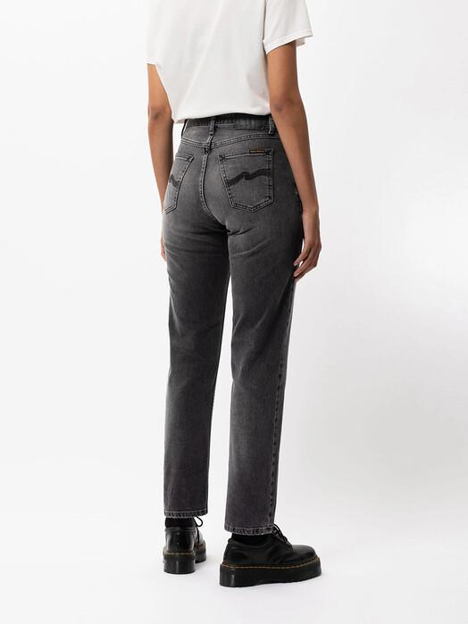 nudie Jeans Jeans Straight Sally [midnight rumble] jetzt im Onlineshop von zündstoff bestellen