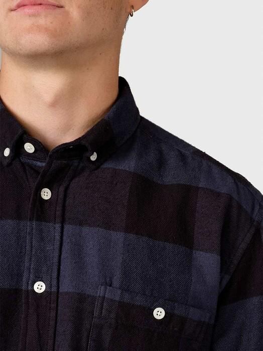 Klitmøller Collective Hemden & Polos Cecil [navy/black] jetzt im Onlineshop von zündstoff bestellen