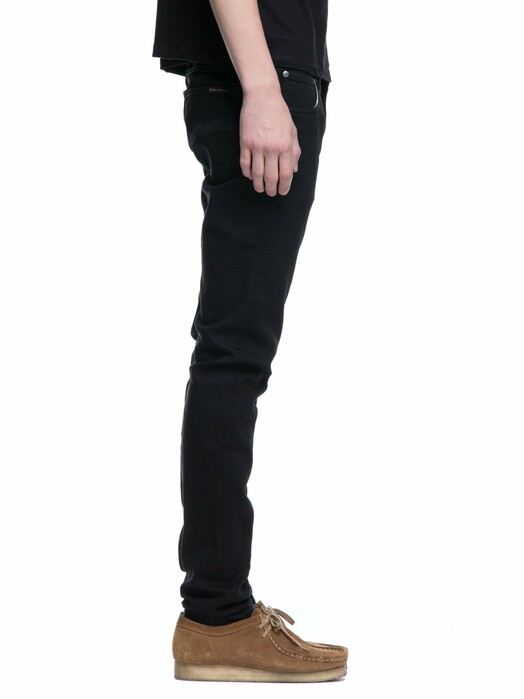 Jeans - Tight Terry [everblack] 7