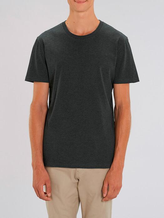 T-Shirts - Claas [diverse Farben] - XL, dark heather grey 2