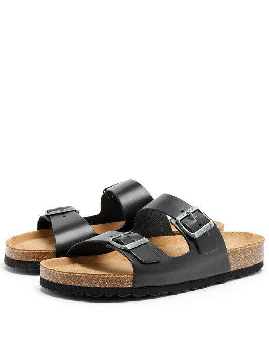 Grand Step Shoes Schuhe Lars [black/black] jetzt im Onlineshop von zündstoff bestellen