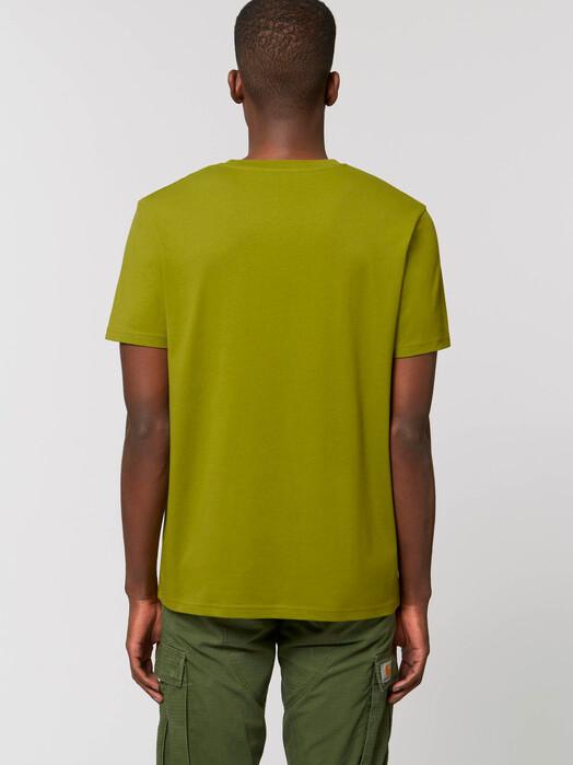 zündstoff.basics T-Shirts Claas [diverse Farben] M, moss green jetzt im Onlineshop von zündstoff bestellen