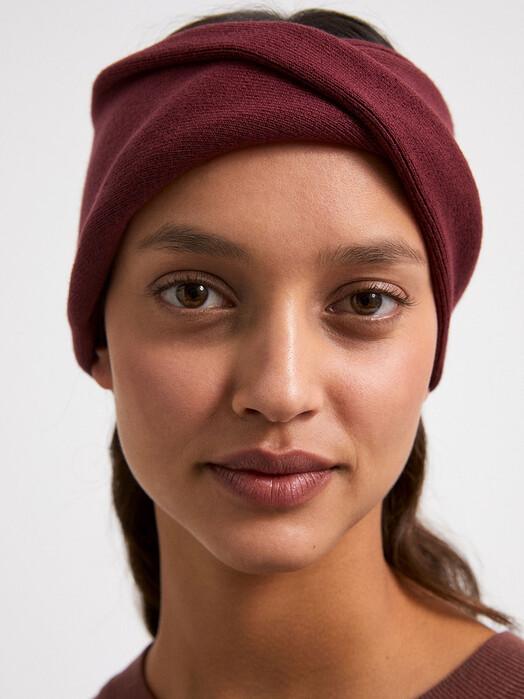ARMEDANGELS Mützen Martaa [ruby red] One Size jetzt im Onlineshop von zündstoff bestellen