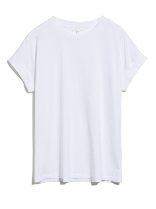 ARMEDANGELS T-Shirts Idaa [white] jetzt im Onlineshop von zündstoff bestellen