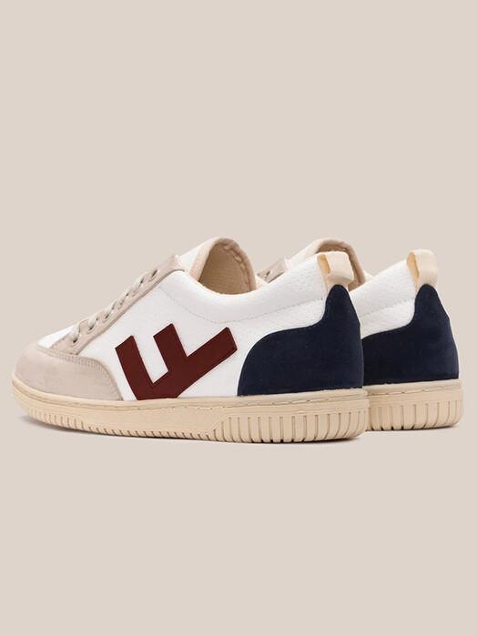 Flamingo's Life Schuhe Roland V.3 [tricolor ivory] jetzt im Onlineshop von zündstoff bestellen