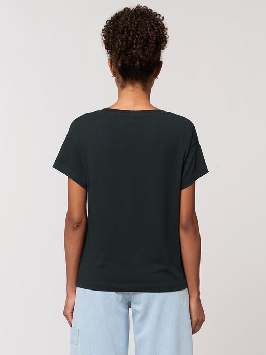 zündstoff.basics T-Shirts Charlotte [diverse Farben] XL, black jetzt im Onlineshop von zündstoff bestellen