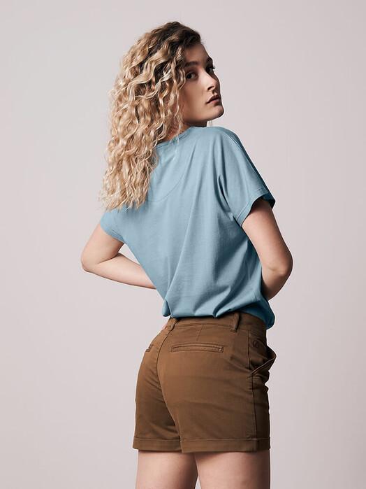 bleed clothing Shorts Micro-Chino Shorts [braun] XS jetzt im Onlineshop von zündstoff bestellen