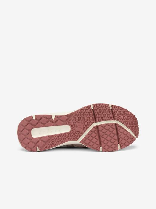 Veja Schuhe  Condor 2 Alveomesh [natural babe jaune-fluo] jetzt im Onlineshop von zündstoff bestellen