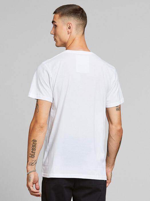 Dedicated T-Shirts Stockholm Virtual Reality [white] jetzt im Onlineshop von zündstoff bestellen