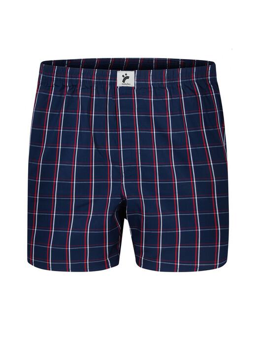 Recolution Unterwäsche  Boxershorts Amargo Checked [navy/red/white] jetzt im Onlineshop von zündstoff bestellen