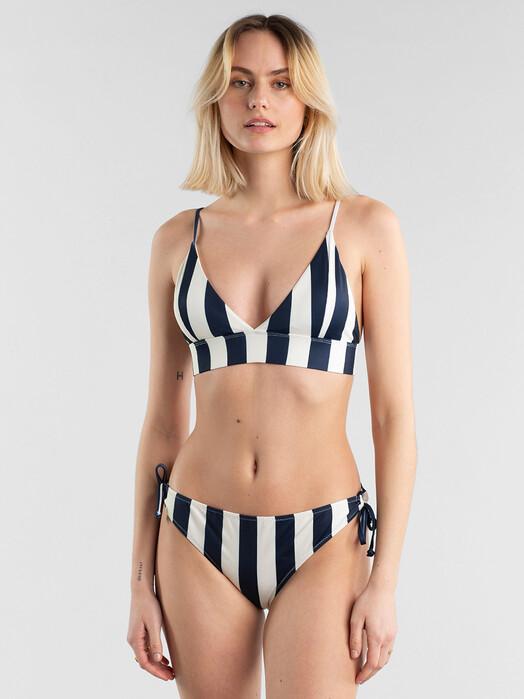 Dedicated Bikinis & Badeanzüge Hemse Big Stripes [navy] XS jetzt im Onlineshop von zündstoff bestellen