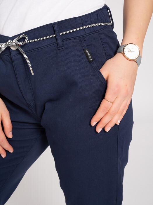 recolution  Hosen Canvas Pants Slim [navy] jetzt im Onlineshop von zündstoff bestellen