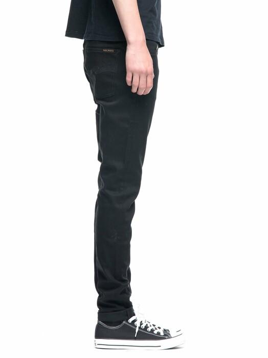 nudie Jeans Jeans Lean Dean [dry everblack] jetzt im Onlineshop von zündstoff bestellen