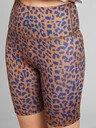 Dedicated Shorts Bike Tights Kortebo Leopard [light brown] L jetzt im Onlineshop von zündstoff bestellen