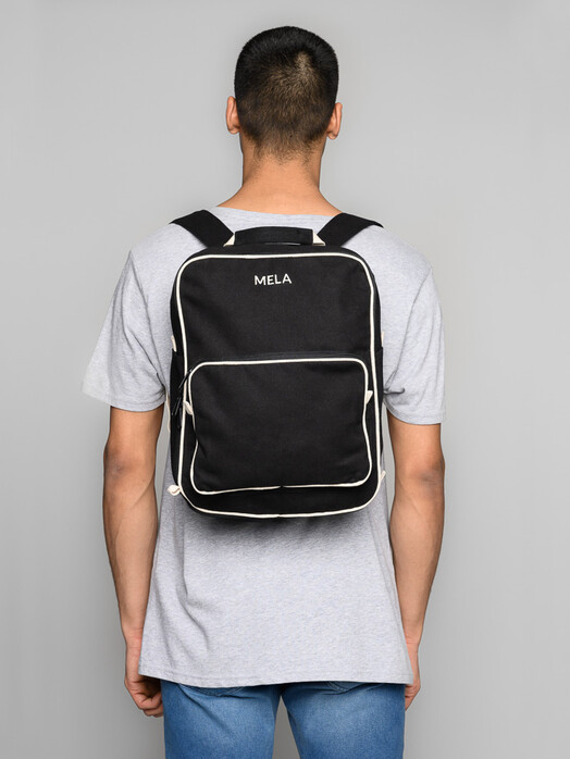 melawear Rucksäcke & Taschen Mela II [schwarz] One Size jetzt im Onlineshop von zündstoff bestellen
