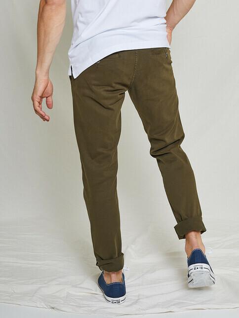 Kuyichi Jeans Dexter Chino [dark green]