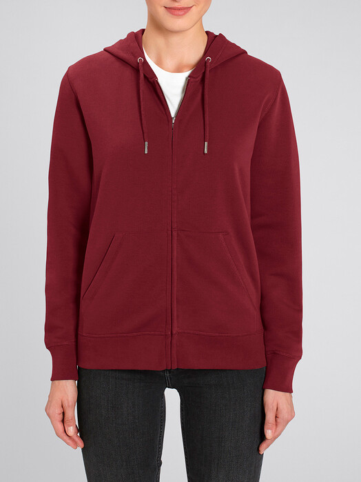 zündstoff.basics Hoodies Charlie [diverse Farben] L, burgundy jetzt im Onlineshop von zündstoff bestellen