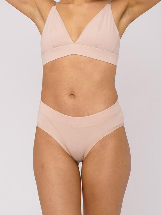 Organic Basics Unterwäsche  Organic Cotton Briefs 2-Pack [rose nude] jetzt im Onlineshop von zündstoff bestellen