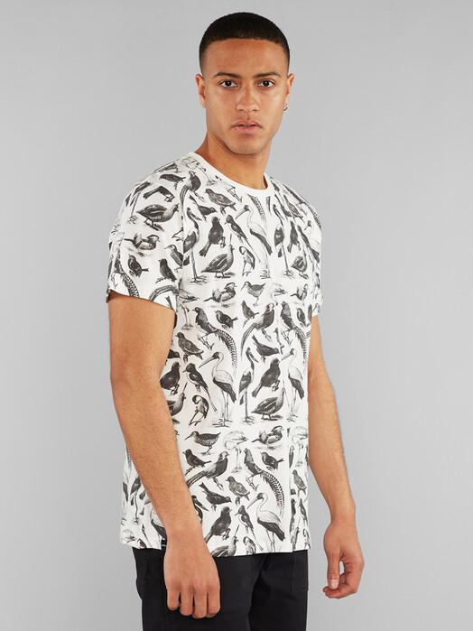 Dedicated T-Shirts Stockholm Black Birds [off-white] XL jetzt im Onlineshop von zündstoff bestellen