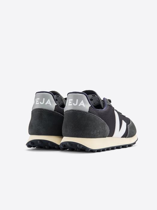 Veja Schuhe Rio Branco Alveomesh [black white oxford-grey] jetzt im Onlineshop von zündstoff bestellen