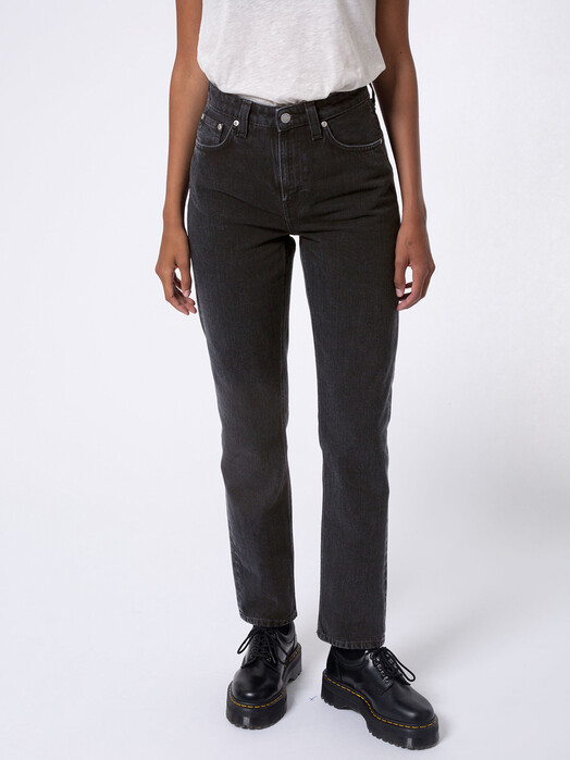 Jeans - Breezy Britt [black worn] 3