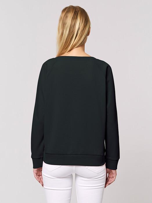 zündstoff.basics Sweatshirts Dafne [diverse Farben] XS, black jetzt im Onlineshop von zündstoff bestellen