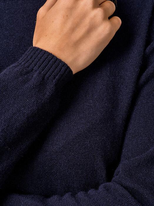 Klitmøller Collective Strickpullover & Cardigans Daniella [navy] jetzt im Onlineshop von zündstoff bestellen