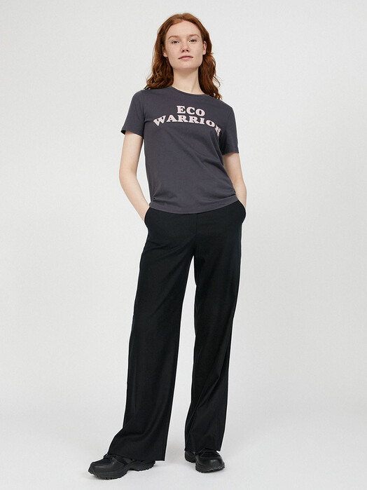 ARMEDANGELS T-Shirts Maraa Eco Warrior [anthra] jetzt im Onlineshop von zündstoff bestellen