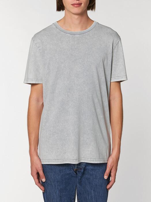 zündstoff.basics T-Shirts Claas Vintage [diverse Farben] M, g. dyed aged light grey jetzt im Onlineshop von zündstoff bestellen