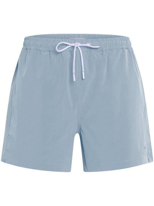 Knowledge Cotton Apparel  Badeshorts Bay Swimshorts [asley blue] jetzt im Onlineshop von zündstoff bestellen