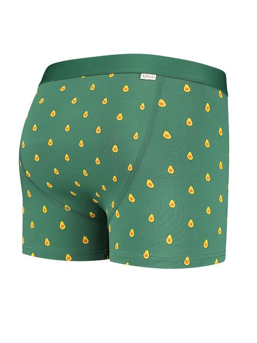 A-dam Underwear Unterwäsche  Boxerbrief Kaj [avocado green] jetzt im Onlineshop von zündstoff bestellen