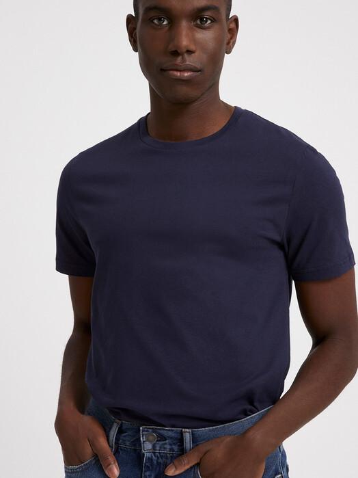 ARMEDANGELS T-Shirts Jaames [depth navy] jetzt im Onlineshop von zündstoff bestellen