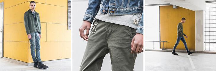 Nudie Jeans Eco-Fashion Lookbook