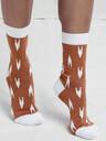 People Tree  Socken  Ikat Socks [brown] 35-38 jetzt im Onlineshop von zündstoff bestellen