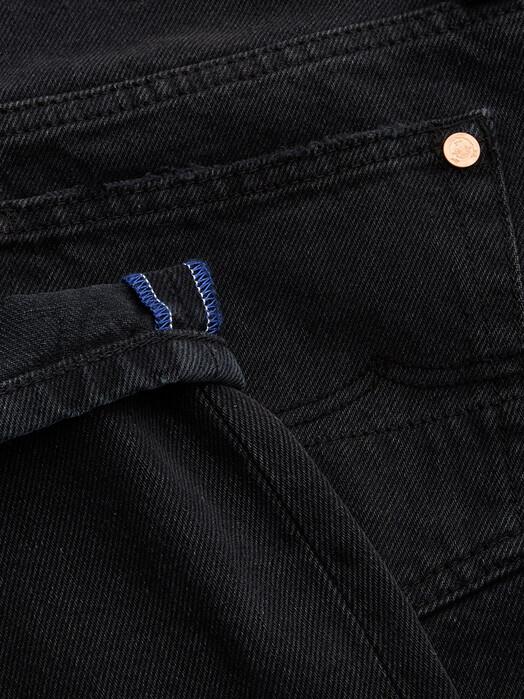 K.O.I. Jeans Jeans Caroline [eco recycled black worn] jetzt im Onlineshop von zündstoff bestellen