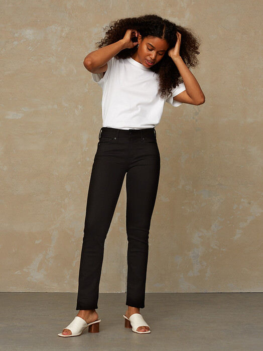 K.O.I. Jeans Jeans Emi [stay black rinse] jetzt im Onlineshop von zündstoff bestellen