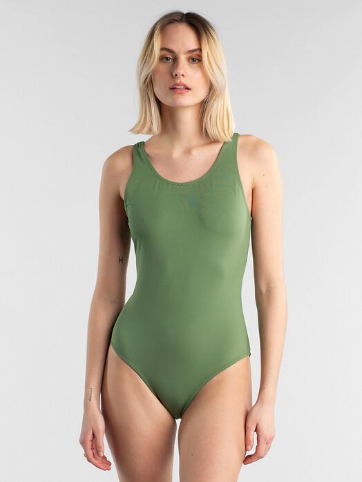 Dedicated Bikinis & Badeanzüge Rana [olive green] XS jetzt im Onlineshop von zündstoff bestellen