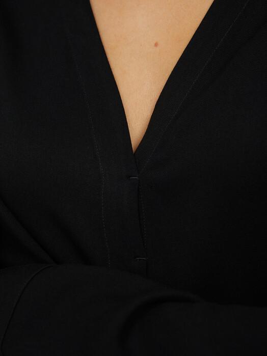 ARMEDANGELS Blusen Ceylaan [black] jetzt im Onlineshop von zündstoff bestellen