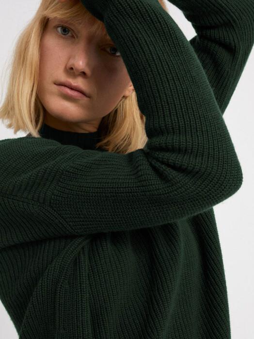 ARMEDANGELS Strickpullover & Cardigans Aryanaa [vintage green] jetzt im Onlineshop von zündstoff bestellen