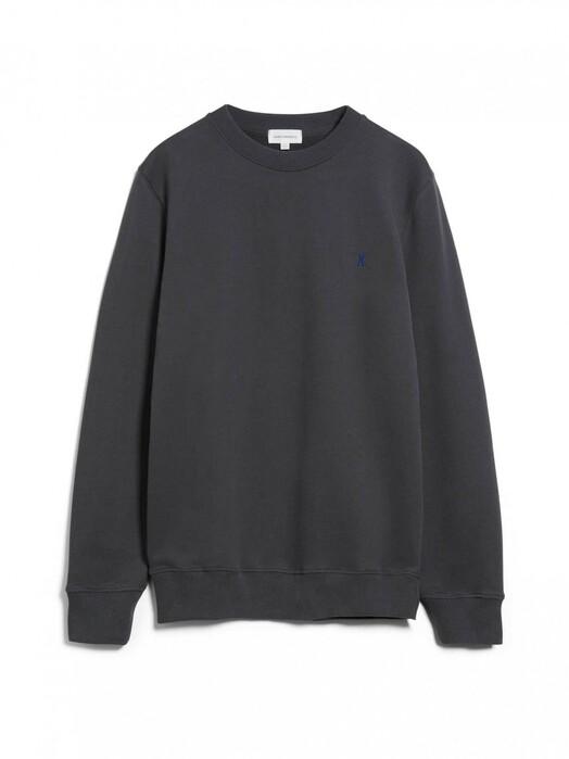 ARMEDANGELS Sweatshirts Maalte Comfort [acid black] jetzt im Onlineshop von zündstoff bestellen