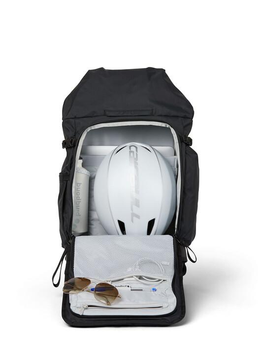 pinqponq Rucksäcke & Taschen Komut Medium [pure black] One Size jetzt im Onlineshop von zündstoff bestellen