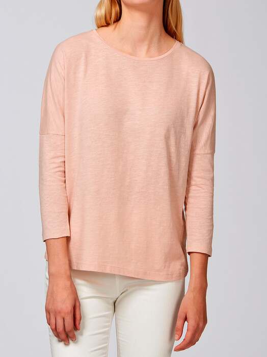 Longsleeves - Tina [diverse Farben] - M, faded nude 2