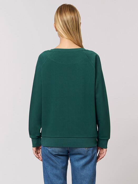 zündstoff.basics Sweatshirts Dafne [diverse Farben] XS, glazed green jetzt im Onlineshop von zündstoff bestellen