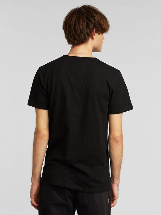 Dedicated T-Shirts Stockholm Love Circle [black] jetzt im Onlineshop von zündstoff bestellen