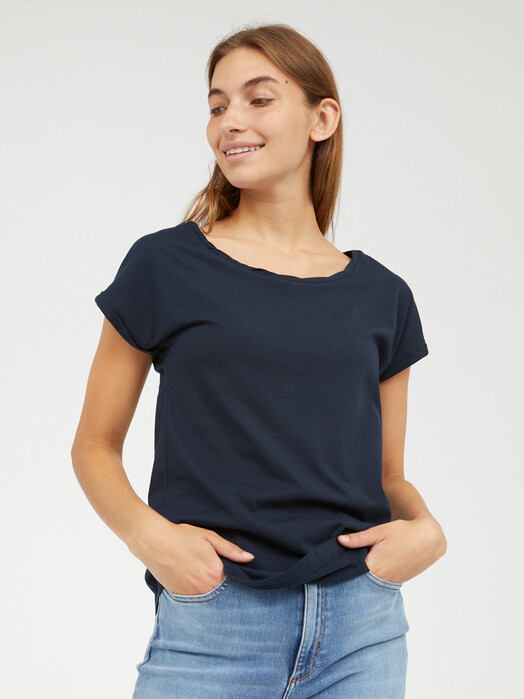 ARMEDANGELS T-Shirts Laale [night sky] jetzt im Onlineshop von zündstoff bestellen