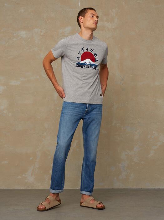 K.O.I. Jeans Jeans Daniel [gleen mid sky used] jetzt im Onlineshop von zündstoff bestellen