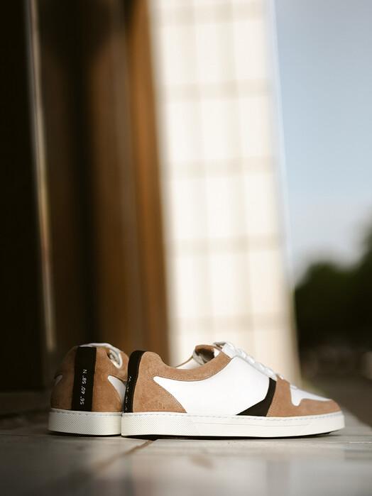 O.T.A Schuhe Glencoe [white/desert] 43 jetzt im Onlineshop von zündstoff bestellen